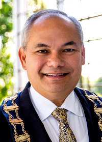 Mayor Tom Tate