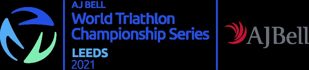 2021 World Triathlon Championship Series Leeds logo
