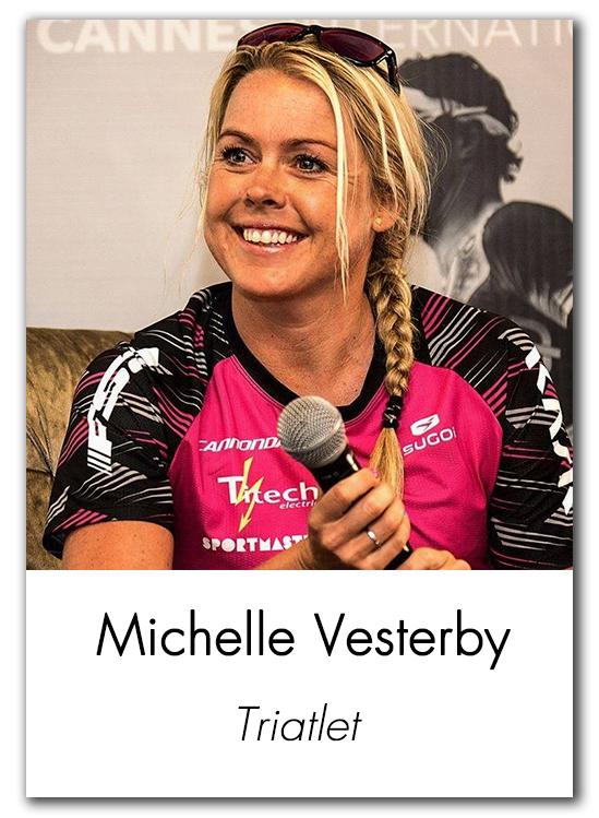 Michelle Vesterby