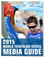 2015 World Triathlon Series Media Guide