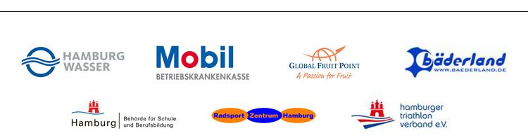 Sponsoren Kids World Triathlon Hamburg