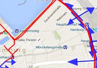 Hamburg Hauptbahnhof Karte.Verkehrsinformationen 2020 Hamburg Wasser World Triathlon