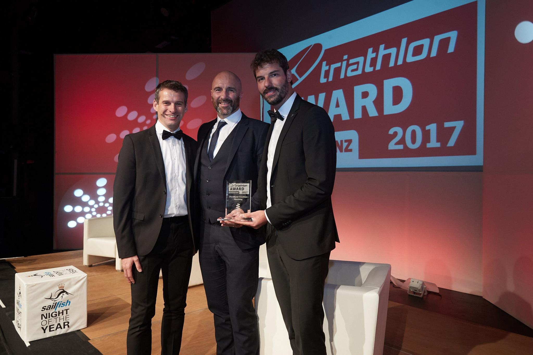 HAMBURG WASSER World Triathlon als beste Kurzdistanz ausgezeichnet